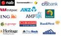 Australian Banks logos